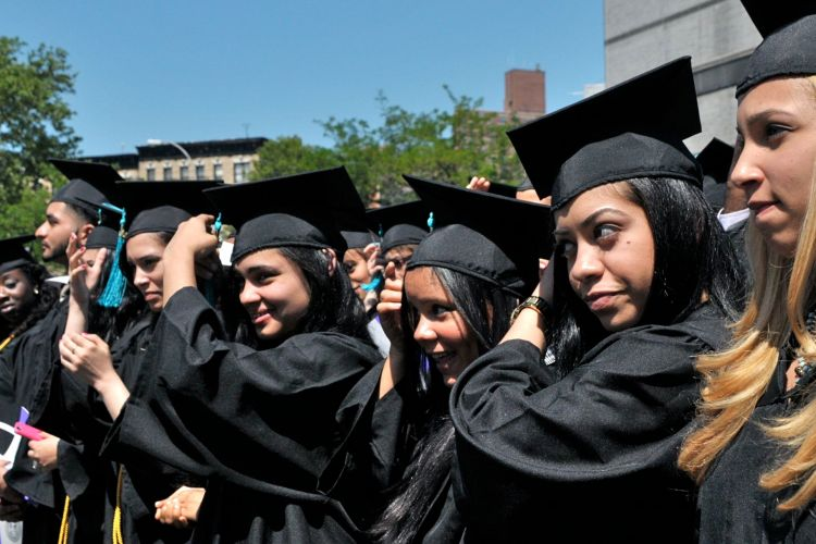CCNY Commencement